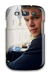 Hot Tpu Cover Case For Galaxy/ S3 Case Cover Skin - Matt Damon
