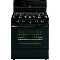 Kenmore 73439 4.2 cu. ft. Standard Clean Gas Range in Black, includes delivery and hookup (Available in select cities only)