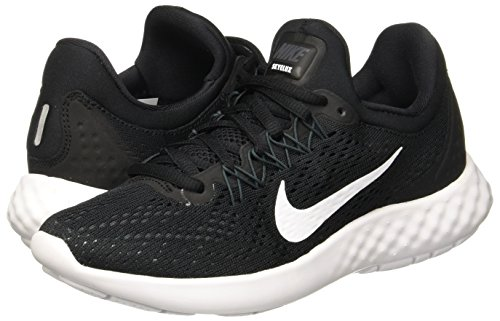 855810 001 Nike Zapatillas Trail Running black Mujer Anthracite White Negro Para De d1ffT