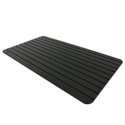 Sinwo Hot Fast Defrosting Tray Kitchen The Safest Way to Defrost Meat Or Frozen Food