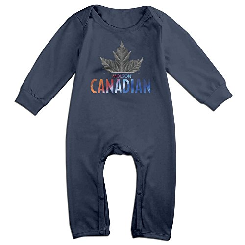 molson-canadian-romper6-24-month-toddler-onesieinfant-bodysuit-long-sleeve-navy-24-months