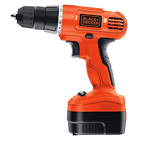 Review Of Black & Decker GCO1200C 12-Volt Cordless Drill with Over Molds, Orange and Black