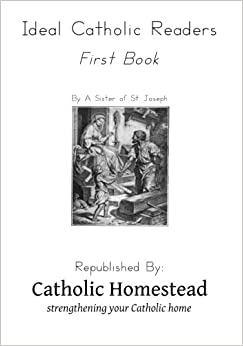 Book Ideal Catholic Readers, Book One: 1