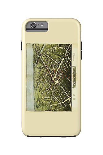 westfield-massachusetts-panoramic-map-iphone-6-plus-cell-phone-case-cell-phone-case-tough
