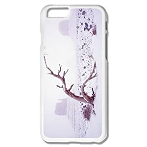 Fashion Winter Season Hard Cover For IPhone 6