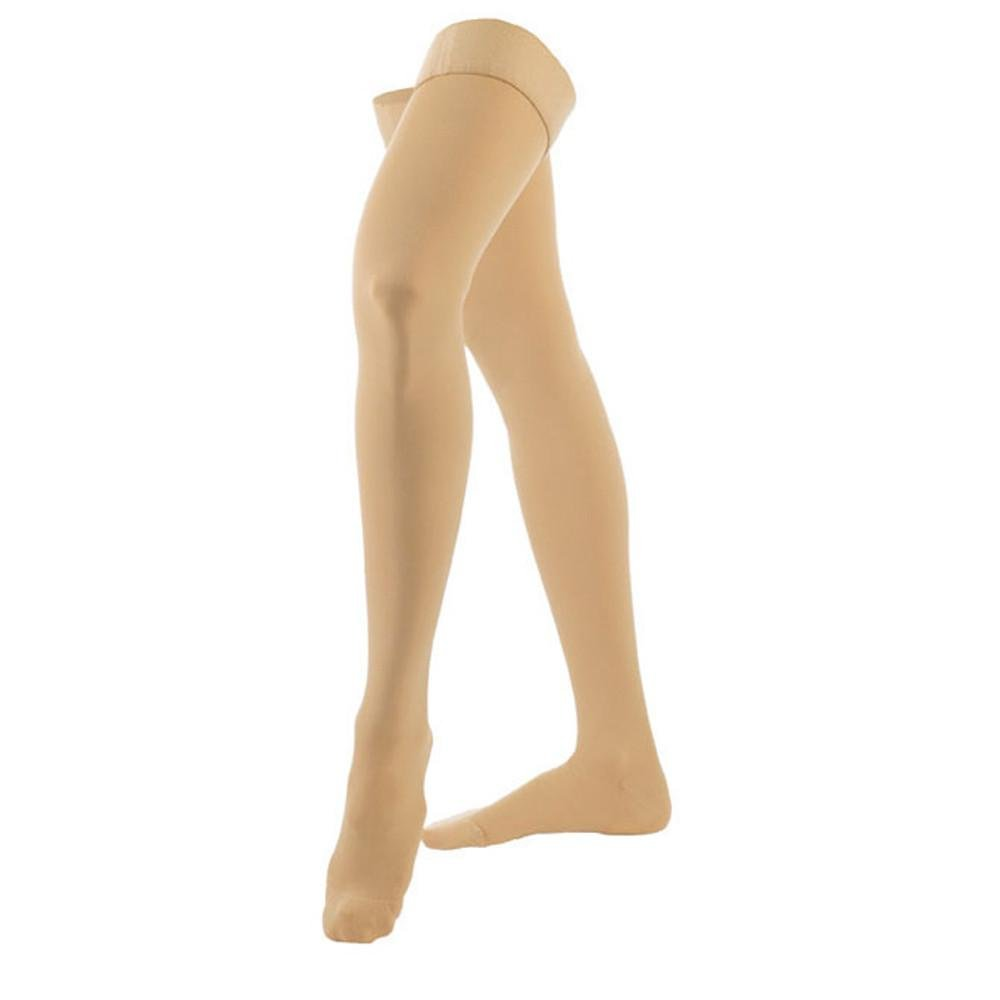 VenoMedical USA 20-30 mmHg Beige Mid-Thigh Closed Toe Size: Large by Venosan B005DRUZMS