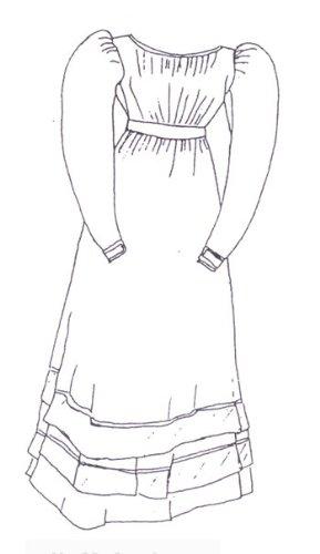 1828  (Jane Austen Costume Museum)