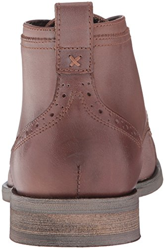 Stacy Adams Mens Burgess Cap Teen Chukka Boot Cognac