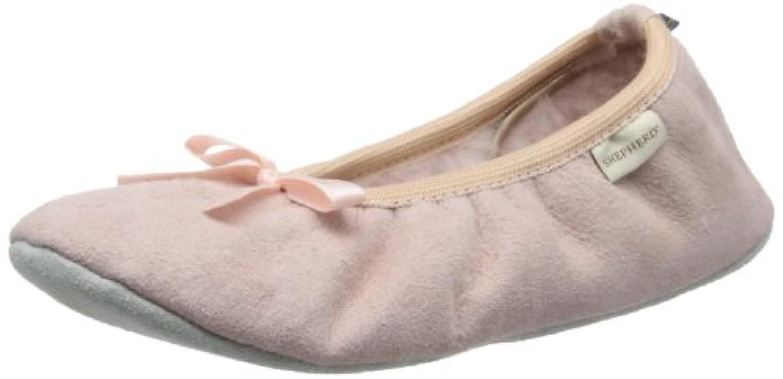 Shepherd Saga, Women's Slippers, Brown (Camel 55), 3.5 UK (36 EU)
