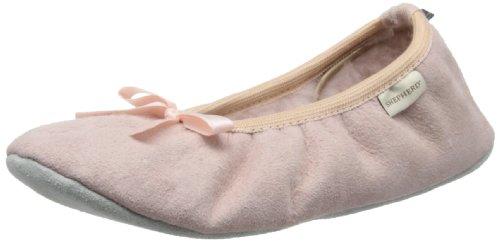 Casa Shepherd para Estar de Zapatillas Mujer Saga Rosa por xRqX7n