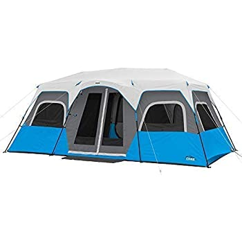 3bf1c81e00d Amazon.com   Coleman Signature 2000008055 Tent 14X10 Prairie Breeze ...