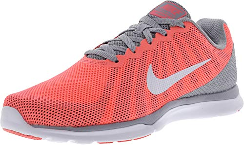 Wolf Season Grey Women's Shoe Grey TR Glow In Training 6 White Cool Cross NIKE Lava RPnEH6H