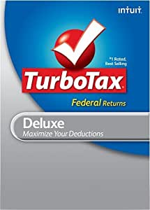 TurboTax Deluxe Federal + E-file 2011 for PC [Download] [Old Version]