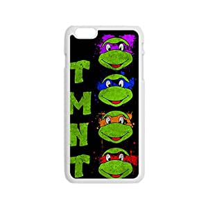 TMNT Fashion Comstom Plastic case cover For Iphone 6