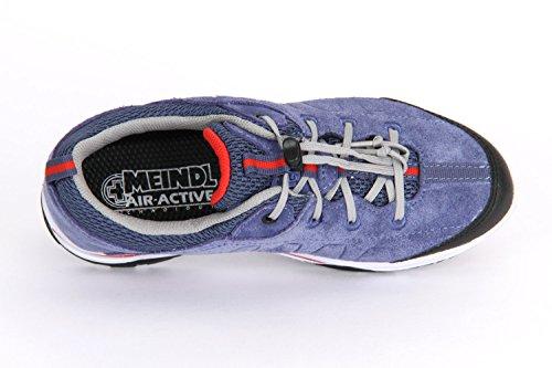 Meindl Pinedo Junior hellblau/rot