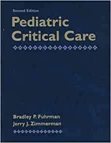 pediatric critical care medicine pdf