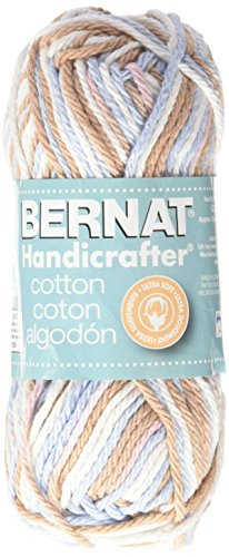 Spinrite Handicrafter Cotton Yarn, Ombres and Prints, Wes...