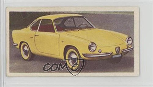 Abarth 850 (Trading Card) 1959 CBT Modern Motor Cars of the World - [Base] - Series 1 #11 ()