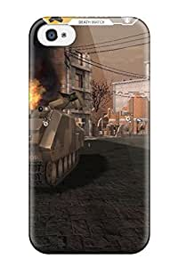 AnnDavidson Case Cover For Iphone 4/4s Ultra Slim UzRccvv11077VHRMl Case Cover