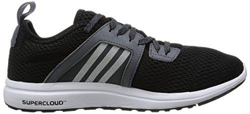 Negbas de Negro Multicolore Ftwbla Onix Blanco W adidas Chaussures Femme Gris Running Durama 40Tw1twqv