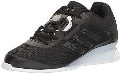 adidas Men's Shoes   Leistung.16 II Cross-Trainer, Black/Black/White, (10 M US)