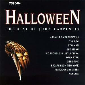Daniel Caine - Halloween: The Best Of John Carpenter ...
