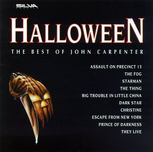 Halloween: The Best Of John Carpenter (Soundtrack -