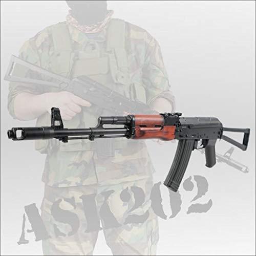 APS/カラシニコフAKS74モデルブローバック電動ガン/ASK-202 303 B07RQH1RXT