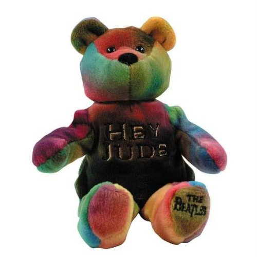 Beatles Bears Plush - HEY JUDE ( 10 inch ) ()