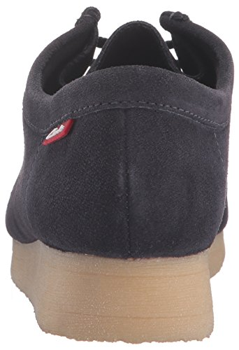 CLARKS Damen Padmora Oxford Navy Wildleder