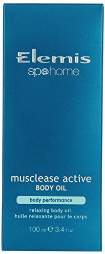 Elemis Sp@home Musclease Active Body Oil, 3.4 Fluid Ounce by Elemis