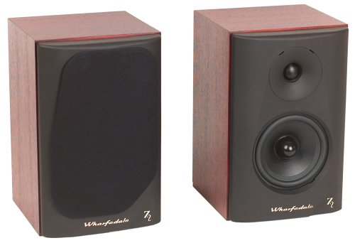 Amazon Wharfedale Diamond Anniversary Bookshelf Speakers Real Rosewood Veneer Discontinued By Manufacturer Home Audio Theater