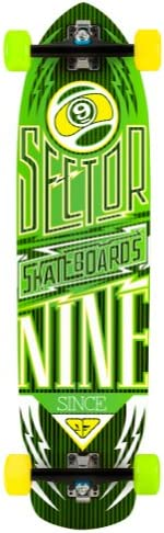 Sector 9 Carbon Flight Complete Skateboard