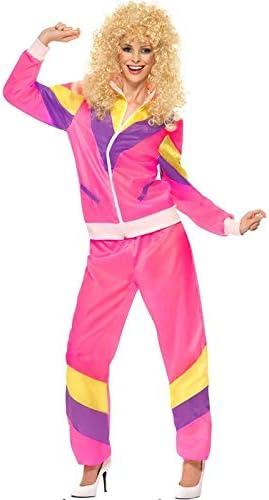 DISBACANAL Disfraz chándal Retro Mujer - -, M: Amazon.es: Juguetes ...