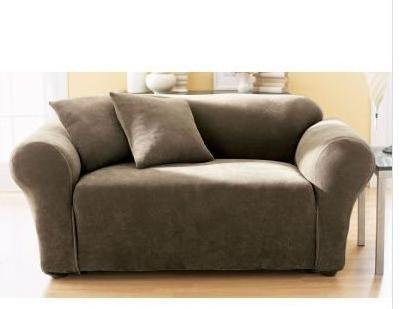 (Sure Fit Stretch Pique Sofa)