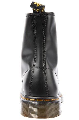 Dr. Martens Womens 1460 Stivali In Vernice A 8 Occhi, Nero, 5 F (m) Uk