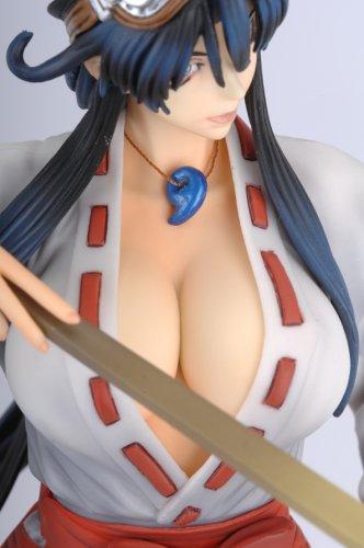 Sengoku Blade Koyori PVC figure by ebCraft Enterbrain