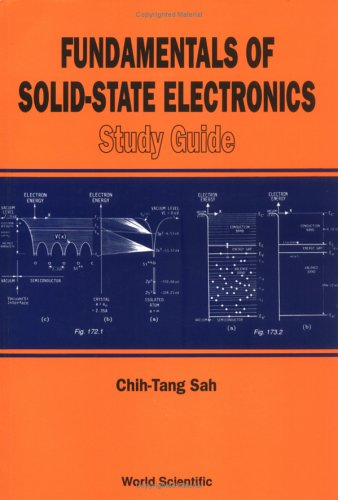 Fundamentals of Solid-State Electronics: Study Guide
