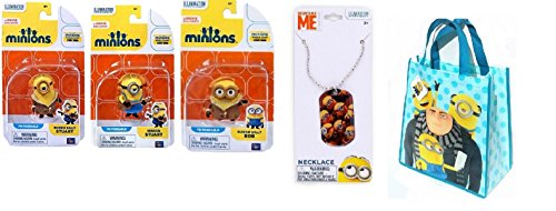 "Despicable Me Minions 2"" Figures ● Bored Silly"