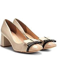 Scarpin Shoestock Salto Médio Laços
