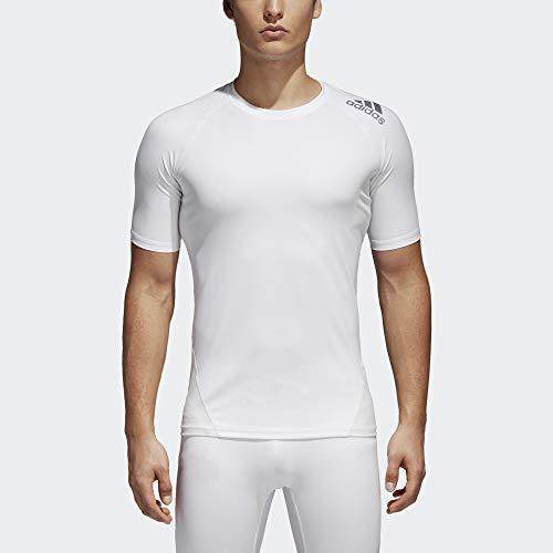 adidas Mens Training Alphaskin Sport Short Sleeve Tee