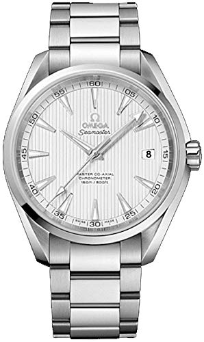 Omega Seamaster Aqua Terra 150m Master Co-Axial 41.5mm Steel Men's Watch 231.10.42.21.02.003