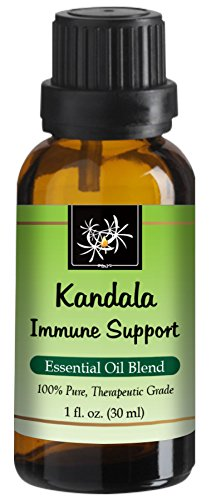 Immune Support Essential Oil Blend – 30 ml – Natural, Herbal Immune System Booster. 100% Pure Therapeutic Grade Aromatherapy to Strengthen & Promote Your Immune System for Better Immune Health