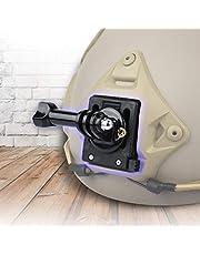 Helmbasisadapter, helm vaste montage, tactische helmaccessoires Helm vaste montagebasisadapterbeugel voor G-o-p-r-o camera camcorder