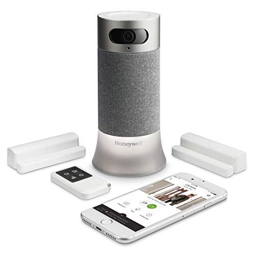 Honeywell Smart Home Security Starter Kit (Best Self Monitored Home Security)