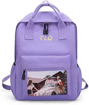8253fb42d000 Shopping Synthetic or Patent Leather - Purples - Fashion Backpacks ...