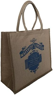 Waitrose Waitrose Limited Design Eco Bag Green Amazon