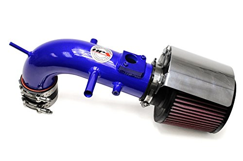 (HPS Blue Shortram Air Intake KIt + Heat Shield & K&N Filter for 13-16 Toyota Rav4 2.5L)