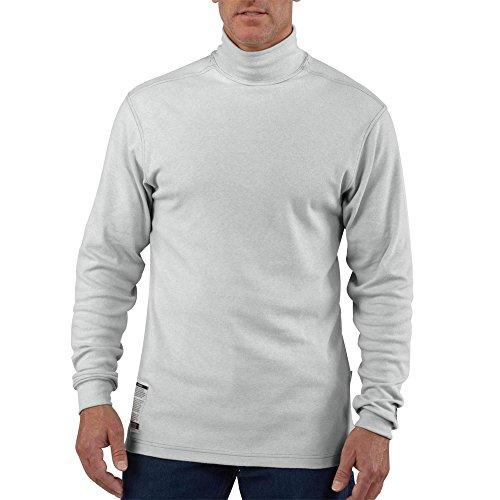 Carhartt Flame - resistant Long Sleeve Mock Turtleneck, L...