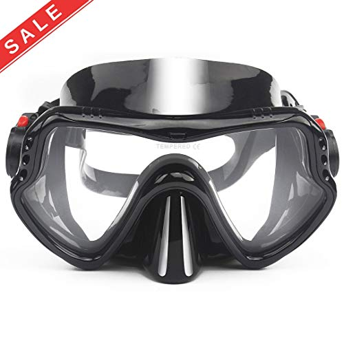 To Max Scuba Diving Mask -Profes...